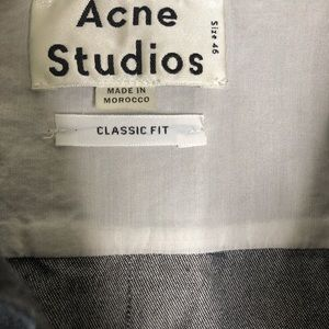 Acne Shirts - Acne studios denim shirt